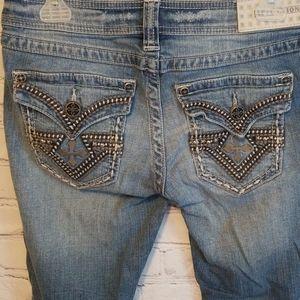 Affliction Raquel Jeans size 29